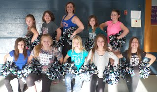 Big thanks to Kate Scharff from the Philadelphia Spirit Dance team for coming out and teaching us a new dance.